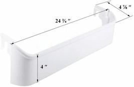 Bottom Shelf Bin For Kenmore 253.79962701 253.67952801 253.68252800 253.68822010 - $29.81