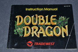 Nintendo NES: Double Dragon [Instruction Book Manual ONLY] - $7.00