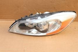 11-13 Volvo C30 Halogen Projector Headlight Lamp Driver Left Left LH - $177.41