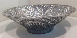 "Lenox Grape Weave Silver Serving Bowl (12"" Diameter) - $47.50"
