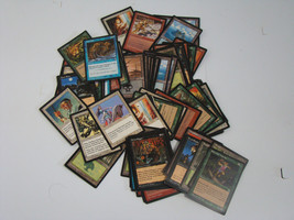 Magic The Gathering Card Lot of 104 Cards Fast Free Shipping - $19.99