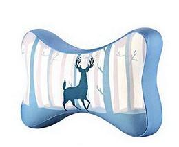 Soft Memory Foam Neck pillow Supplies Headrest Pillow Four Seasons Breat... - $26.76