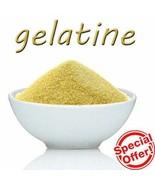100gz beef gelatin powder - 200 bloom - odourless unflavoured bulk gelatine - $7.00