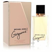 Michael Kors Gorgeous Eau De Parfum Spray 3.4 Oz For Women  - $142.16