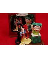 Hallmark Keepsake  Snow White Seven Dwarfs Christmas Ornaments 1997 Anni... - $16.43