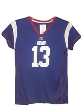 New york giants jersey xl 14/16 girls - $14.95