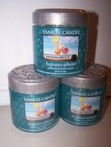 Lot of 3 Yankee Candle Bahama Breeze Odor Eliminating Beads Fragrance Sp... - $25.50