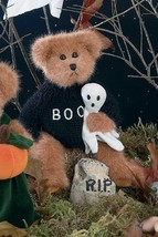 "Bearington Bears ""Little Boy Boo"" 10"" Collector Bear- Sku #1802- 2003 - $29.99"