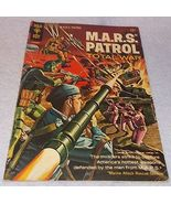 Gold Key Comic Book M.A..R.S Patrol Total War No 3 1966 FN - $9.95