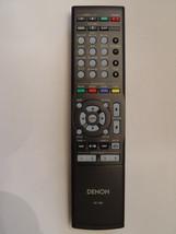 Denon RC-1189 Remote Control Part # 30701016700AD - $49.99