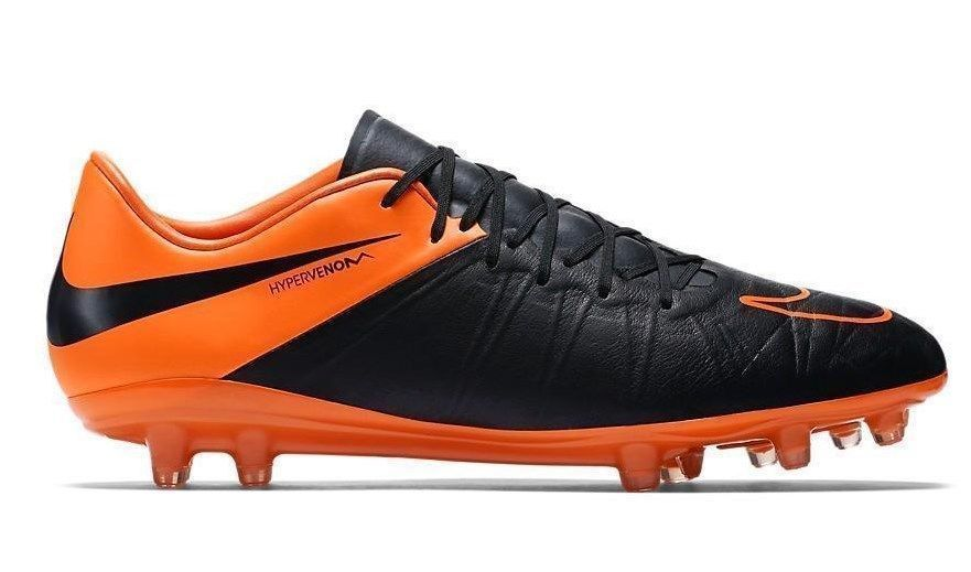 c97a04ab3833 57. 57. Previous. NIKE HYPERVENOM PHINISH II FG LEATHER SOCCER CLEATS SIZE  12 NEW (759980 008)
