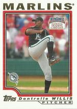 2004 Topps National Trading Card Day #T3 Dontrelle Willis	 - $0.50