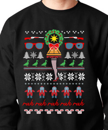 A Christmas Story Seasonal Ugly Sweater for sale  USA