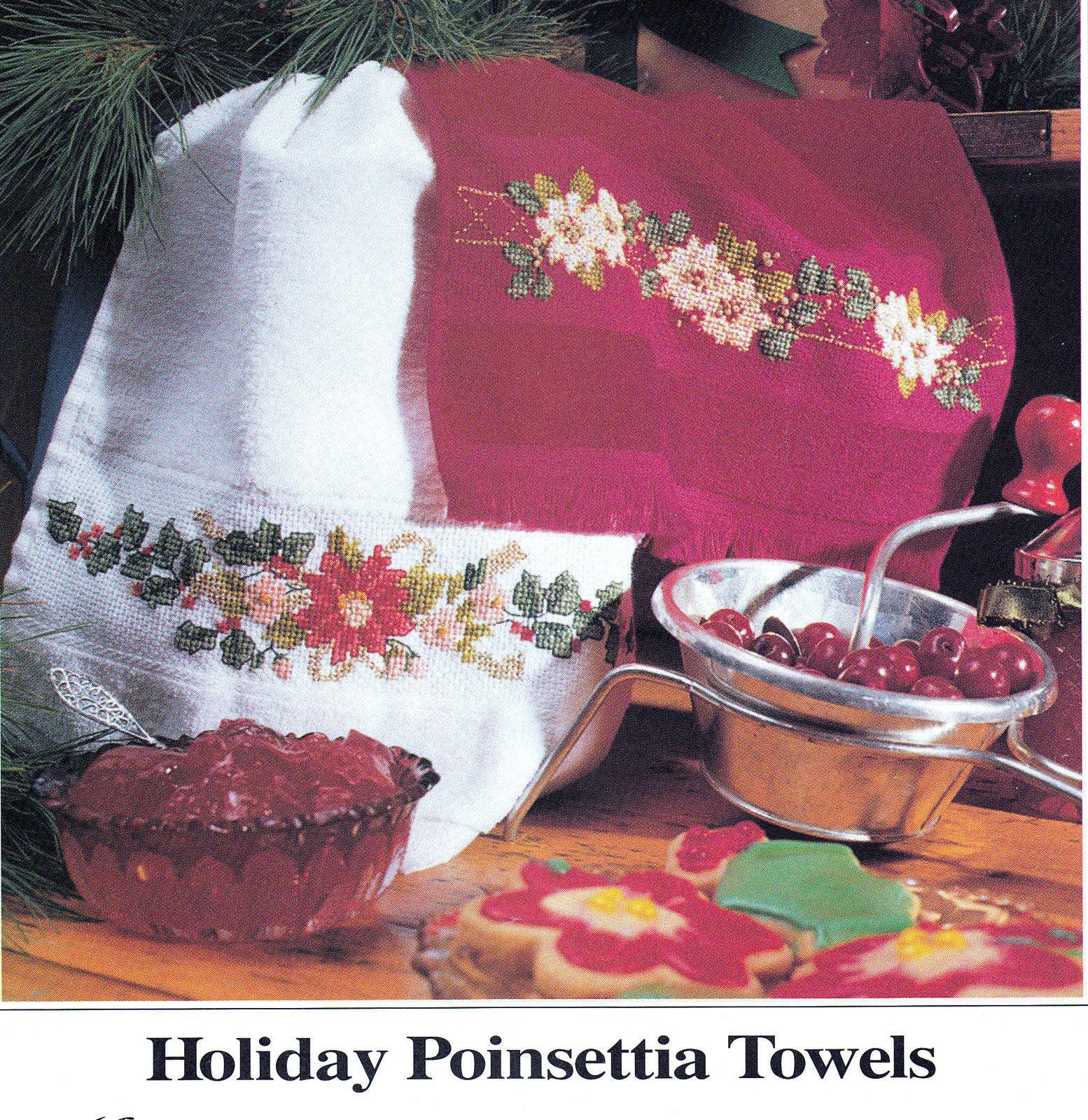 Cross Stitch /& Country Crafts Magazine 32 Holiday Patterns Dec 1993 Christmas