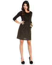"Miss Sixty ""Amelia"" Copper Dress Size 4 NWT $149 - $59.00"