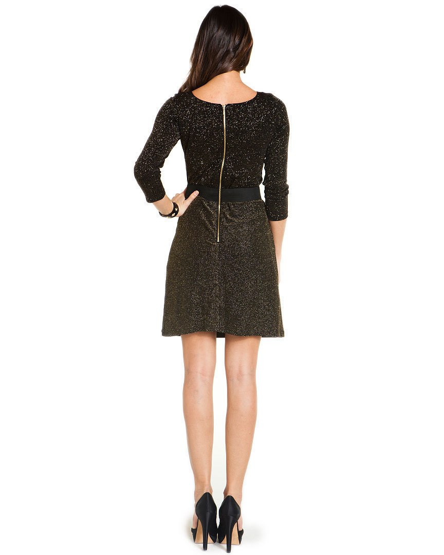 """Miss Sixty """"Amelia"""" Copper Dress Size 4 NWT $149"""