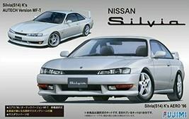 Fujimi model inch up series No.84 Nissan S14 Silvia K's Aero '96/Au... - $103.78