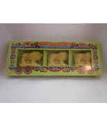 Carolina Circus Animal Soap Yellow Lions Three in Box - $8.99