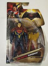 """Batman vs Superman Dawn of Justice 6"""" Epic Battle Superman Action Figure  - $11.59"""