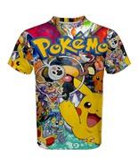 Pokemon go pikachu monster2 trippy pschydellic ... - $23.50 - $31.99