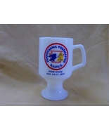 Pennsylvania Postmaster 1977 N.A.P.U.S. MilkGla... - $9.99