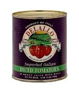 Italian Diced Tom (12x28OZ ) - $83.95