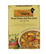 Aloo Mutter, Diced Pot and Pea Curry (6x10 OZ) - $44.95