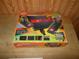 Vintage Atari mini 7800 flashback classic console including 20 games - t... - $19.33