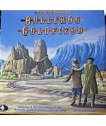 Bullfrog Goldfield Numbskull Games Board Gold Rush Complete - $28.71