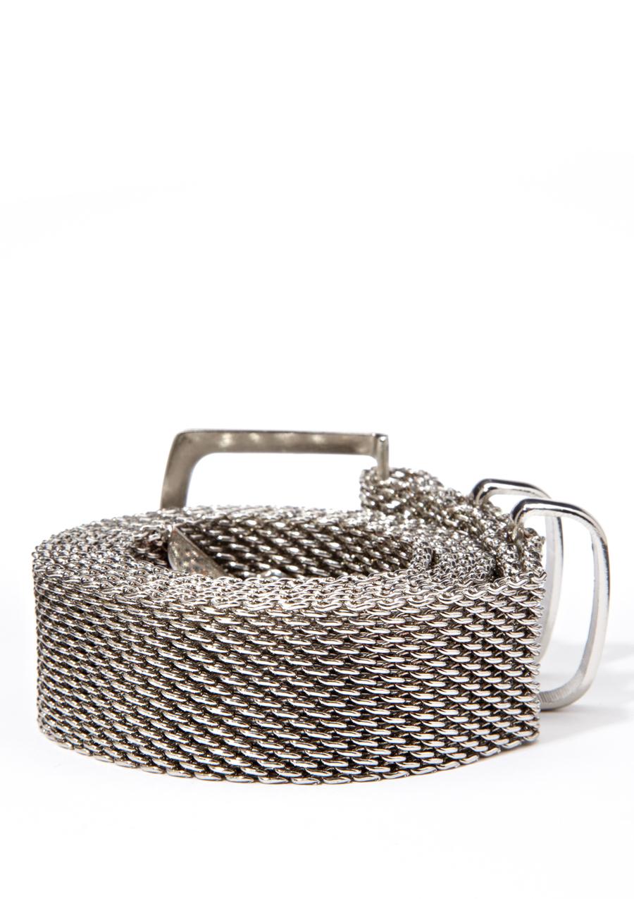 STEVE MADDEN Metallic Belt NWT