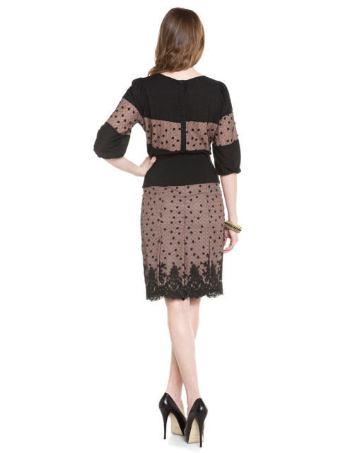 "Eva Franco ""Pema"" Kitten Lace Skirt Size 2  NWT $230 (see matching blouse listed"
