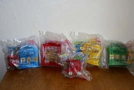 The Busy World Of Richard Scary MIP Happy Meal Toys (McDonald's) - $25.00