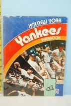 1971 New York Yankees Baseball Major League Yearbook #B - $13.95