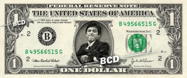 SCARFACE Tony Montana Al Pacino on Dollar Bill Cash Money Collectible Ce... - $4.50