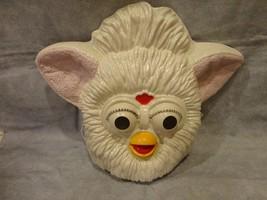 White Furby Halloween Mask Pvc - $9.85