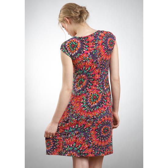 ECI V-Neck Beading Crochet Center Dress Sz 2 NWT