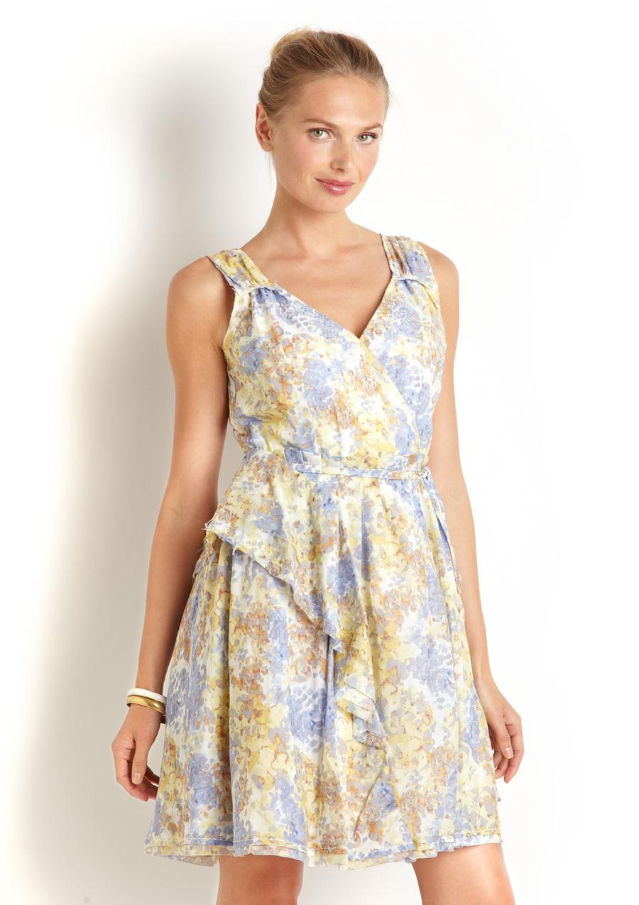 PROJECT ALABAMA Faux Wrap Dress Size 2 NWT- $299