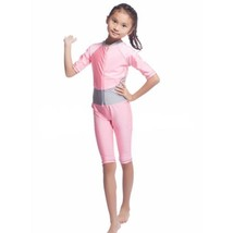 Musilim Swimwear Swimsuit Burqini hw20A Child   pink - $20.69