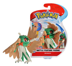 Pokemon Decidueye Battle Feature Figure New in Package - $14.88