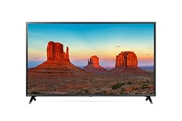 "Lg 50UK6300BUB 50-Inch 50"" 4K Hdr Smart Led 2160P Ultra Hd Uhd Tv Tru Motion 120 - $494.01"