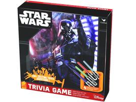 Star Wars Trivia Game Includes a Free Top Trumps Supercard! (NIB) - $29.95