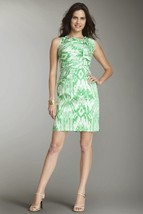 Ellen Tracy Cascade Ruffle Sheath Dress Sz 2 NWT - $79.00
