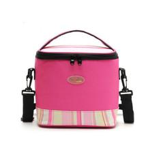 Premium 6L portable Personal Cooler  Lunch Bag Box   pink - €10,90 EUR