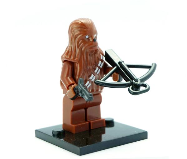 Wulffwarro aka Chewbacca The Wookies from Kashyyyk Lego Compatible - $5.95