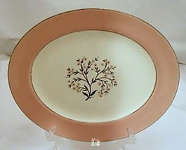 Homer Laughlin Cavalier Oval Platter - $16.12