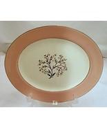 Homer Laughlin Cavalier Oval Platter - $16.12