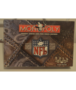 Monopoly NFL Limited 1999 Grid Iron Edition - $25.00