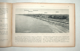 Antique Book 1933 Italy Hotels Guide Part I Adriatic Beach Resorts Photo Maps image 3