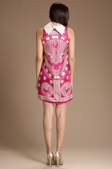 VOOM by Joy Han Pegasus Halter Dress Small NWT $240