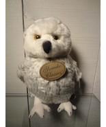 Plush Snow Owl - $13.50